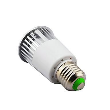 280lm E14 E26 / E27 B22 LED 스팟 조명 MR16 1 LED 비즈 고성능 LED 밝기조절가능 리모컨 작동 RGB 85-265V