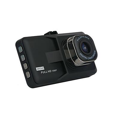Allwinner Full HD 1920 x 1080 자동차 DVR 3 인치 화면 대시 캠