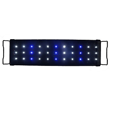 수족관 수족관 장식 LED조명 화이트 블루 에너지 절약 LED 램프 220V
