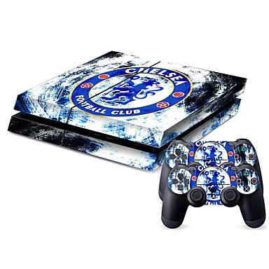 cheap PS4 Accessories-B-SKIN PS4 Bags, Cases and Skins For PS4 ,  Novelty Bags, Cases and Skins PVC(PolyVinyl Chloride) unit
