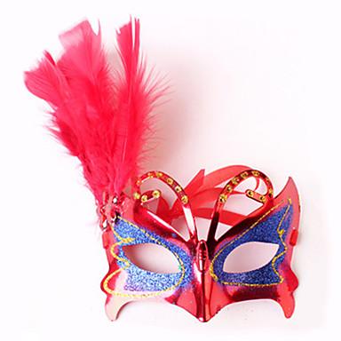 1PC의 만성는 만성 의상 파티 장식 마스크
