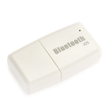The bluetooth music receiver. 유선 OthersThe bluetooth music playing Audio line transmission speech headset button hands-free calls