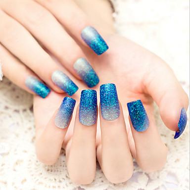 Sztuka zdobienia paznokci Stroje Klasyczny Chic & Modern Wysoka jakość Codzienny Inne Nail Art Design