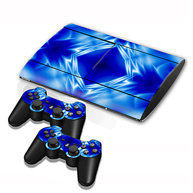 olcso PS3 tartozékok-B-SKIN B-SKIN USB Matrica Kompatibilitás Sony PS3 ,  Újdonságok Matrica Vinil 1 pcs egység