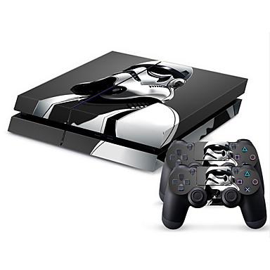 B-SKIN PS4 Matrica Kompatibilitás PS4 ,  Újdonságok Matrica PVC 1 pcs egység