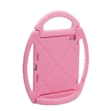 Mert Ütésálló / Állvánnyal / Gyermekbiztos Case Hátlap Case Egyszínű Kemény EVA Apple iPad Air 2 / iPad Air