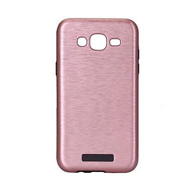 Case Kompatibilitás Samsung Galaxy J7 (2016) J5 (2016) Ultra-vékeny Hátlap Tömör szín Kemény PC mert J7 (2016) J7 J5 (2016) J5 J3 (2016)