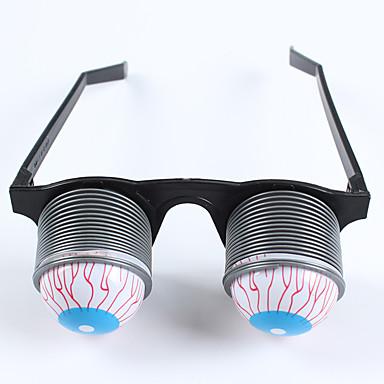 1pc okulary strach ocznych na Halloween kostiumach