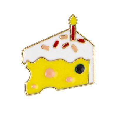 aranyos macska torta alakú fibulák