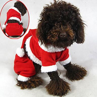 chat chien costume pulls capuche combinaison pantalon v tements pour chien mignon cosplay no l. Black Bedroom Furniture Sets. Home Design Ideas