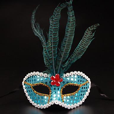 (색상 랜덤)는 할로윈 의상 파티 마스크 발가락 상자 장식품 1PC