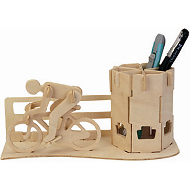 Fából készült építőjátékok Játékautók Játékok Népszerű épület Kerékpár szakmai szint Fiú Lány 1 Darabok