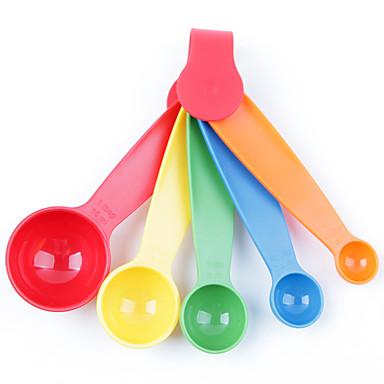 1db random színes eredeti pazar a háztartási konyhai ellátja a konyhai tárgy kanál