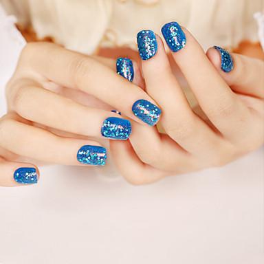 Sztuka zdobienia paznokci Puder Tipsy pełne Klasyczny Wysoka jakość Codzienny