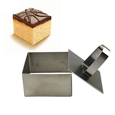 Narzędzie do pieczenia i ciast Cupcake Ciasteczka Chleb Stal nierdzewna Wysoka jakość ciasto dekorowanie New Arrival
