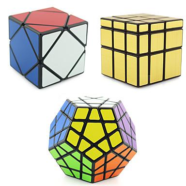 루빅스 큐브 에일리언 메가밍크스 Skewb 거울 큐브 Skewb Cube 부드러운 속도 큐브 매직 큐브 퍼즐 큐브 전문가 수준 속도 ABS 광장 크리스마스 새해 어린이날 선물