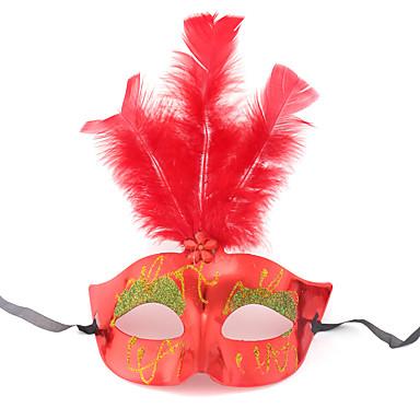 5PCS 할로윈 의상 파티 마스크