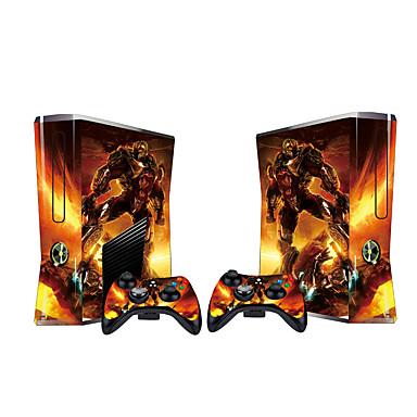 B-SKIN USB Naklejka / skórka Na Xbox 360 ,  Naklejka / skórka Winyl 1 pcs jednostka