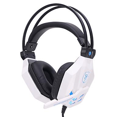 SOYTO SY850MV ΑκουστικάΚεφαλής(Με Λουράκι στο Κεφάλι)ForMedia Player/Tablet / Κινητό Τηλέφωνο / ΥπολογιστήςWithΜε Μικρόφωνο / Έλεγχος