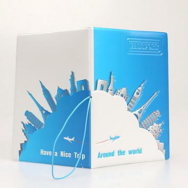 Etui na paszport i dokumenty Wodoodporny Przenośny Pyłoszczelne Pojemniki podróżne Inny materiał 14*9.6cm cm