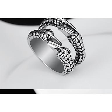 Ανδρικά Δαχτυλίδι Κοσμήματα Κράμα Δράκος Κοσμήματα Για Καθημερινά