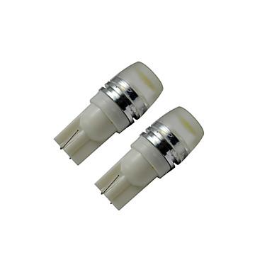 T10 Luz de Decoração 1 LED de Alta Potência 90lm lm Branco Frio 6000-6500 K DC 12 V