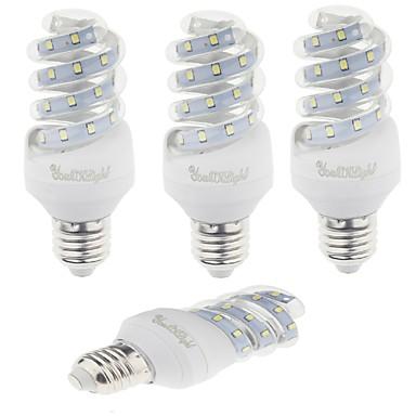 E26/E27 LED Mısır Işıklar T 23 led SMD 2835 Dekorotif Sıcak Beyaz Serin Beyaz 800lm 3000/6000K AC 220-240V