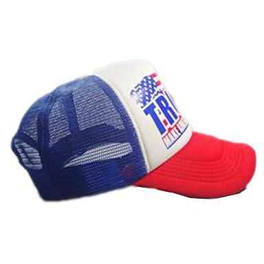 السيد الملياردير قبعات للجنسين عطلة / عيد كوستيوم هالوين أحمر + أزرق سادة بلوك ألوان