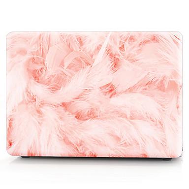 MacBook Futerał / Laptop sprawach Pióra Plastikowy na MacBook Air 13 cali / MacBook Pro 13 cali / MacBook Air 11 cali