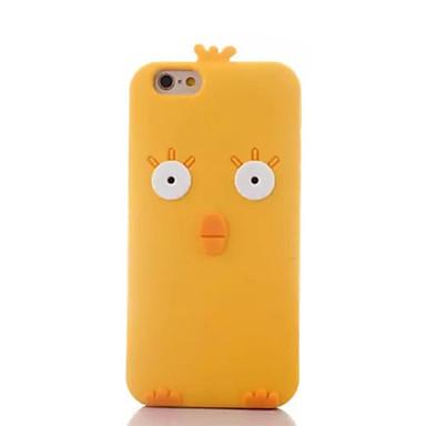 Mert Ütésálló Case Hátlap Case Állat Puha Szilikon Apple iPhone 7 Plus / iPhone 7 / iPhone 6s Plus/6 Plus / iPhone 6s/6