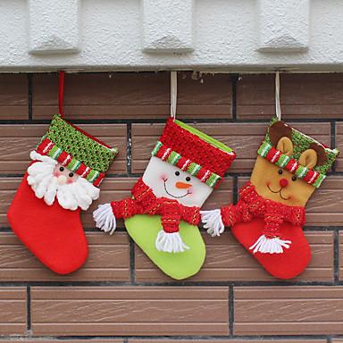 3cover) (más stílusú) újkeletű ház díszítés karácsonyi díszek karácsonyi harisnya