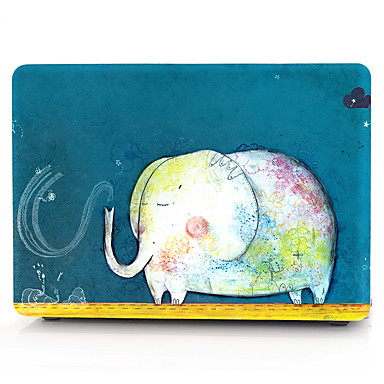 MacBook Case / Laptop Cases for Animal Plastic MacBook Air 13-inch / Macbook Pro 13-inch / Macbook Air 11-inch