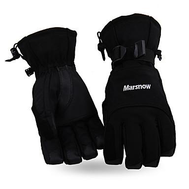 Γάντια για σκι Ολόκληρο το Δάχτυλο Γιούνισεξ Γάντια για Δραστηριότητες/ Αθλήματα Διατηρείτε Ζεστό Αντιανεμικό Σκι Αθλήματα Αναψυχής