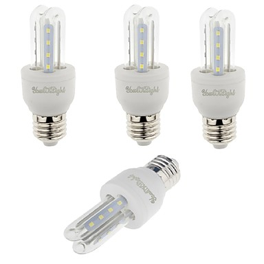 E26/E27 LED kukorica izzók T 16 led SMD 2835 Dekoratív Meleg fehér Hideg fehér 210lm 3000/6000K AC 85-265V