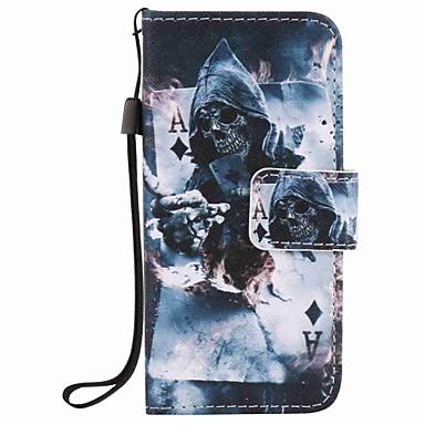 마술사 회화 pu 전화 케이스 for itouch 5 6 ipod cases / covers