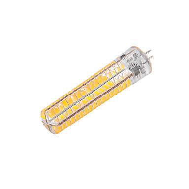 YWXLIGHT® 1000-1200lm G4 LED kukorica izzók T 136 LED gyöngyök SMD 5730 Tompítható / Dekoratív Meleg fehér / Hideg fehér 85-265V / 1 db.