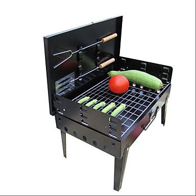 1 Ruoka ja juoma Indoor/Outdoor Ruostumaton teräs BBQ grillisarja