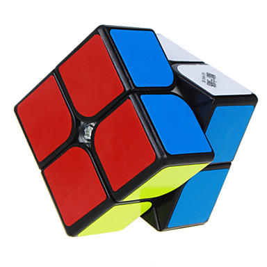 Rubik küp 2*2*2 Pürüzsüz Hız Küp Sihirli Küpler bulmaca küp profesyonel Seviye Hız ABS Dörtgen Yeni Yıl Çocukların Günü Hediye