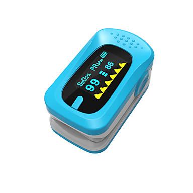 Ying Shi pulsoksymetry wyświetlacz LCD z palca obsługi baterii przechowywania głos / pamięć biały / czerwony / zielony / niebieski / pomarańczowy