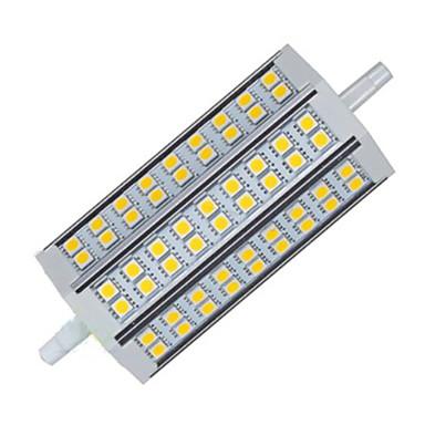 900 lm R7S Dekoratif Işıklar T 54LED led SMD 5050 Dekorotif Sıcak Beyaz Serin Beyaz AC 85-265V