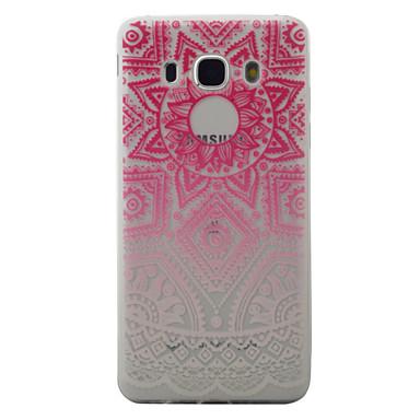 Kılıf Na Samsung Galaxy J5 (2016) J3 (2016) Przezroczyste Wzór Etui na tył Łapacz snów Miękkie TPU na J5 (2016) J5 J3 (2016) J3 Grand