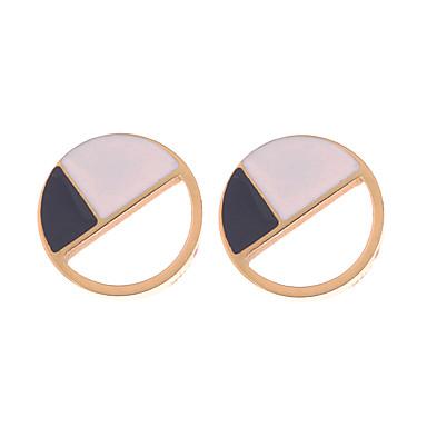 Női Beszúrós fülbevalók Ékszerek Titanium Acél Ékszerek Kompatibilitás Esküvő Parti Hétköznapi