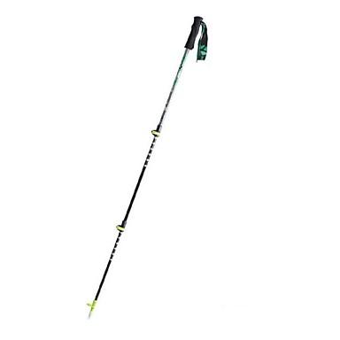 3 Kijki Kijki trekkingowe 135 cm (53 cale) Warownia Regulowana długość Teleskopowy Aluminium Carbon Fiber