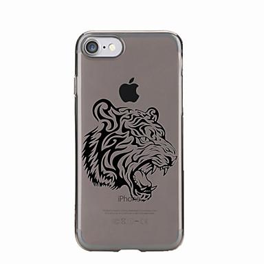 Varten Kuvio Etui Takakuori Etui Eläin Pehmeä TPU varten AppleiPhone 7 Plus / iPhone 7 / iPhone 6s Plus/6 Plus / iPhone 6s/6 / iPhone