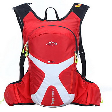 15 L Małe plecaki Kolarstwo Plecak plecak Camping & Turystyka Sport i rekreacja Podróżowanie Bieganie Moistureproof Wodoodporny