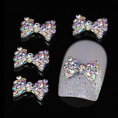 10 Nail Jewelry Diğer Süslemeler Mevye Çiçek Soyut Klasik Karikatür Sevimli Düğün Günlük Mevye Çiçek Soyut Klasik Karikatür Sevimli Düğün
