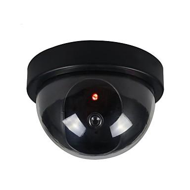 1PC كاميرا وهمية الصمام ليلة الخفيفة امن المنزل الجدة الإبداعية الأمان