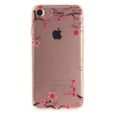 tok Για Apple iPhone 6s iPhone 7 IMD Πίσω Κάλυμμα Λουλούδι Μαλακή TPU για iPhone 7 iPhone 6s iPhone 6