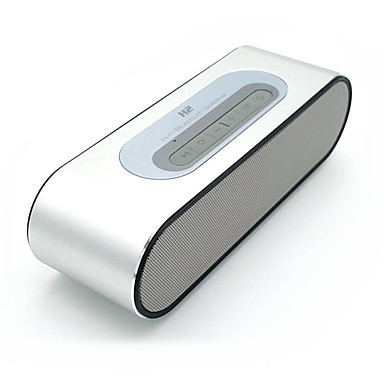 Υποστηριζόμενη κάρτα μνήμης Σούπερ Bass Bluetooth 3.0 Ασύρματα ηχεία Bluetooth Χρυσό Ασημί Ροζ Ανοικτό