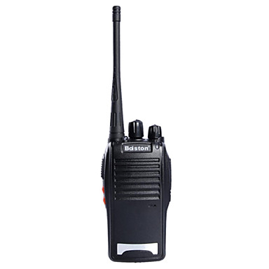 baiston BST-688 5w 16-kanallı 400.00-470.00mhz walkie talkie - siyah